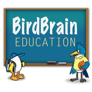 Logo for BirdBrain Education